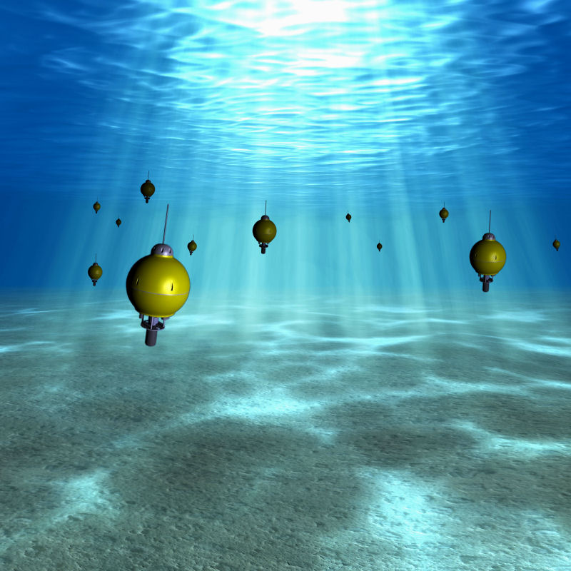 an analysis of the underwater world in the ocean research