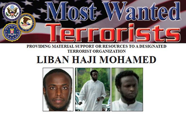 New most wanted terrorist