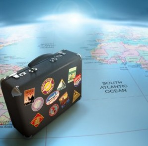 Travel abroad with kids
