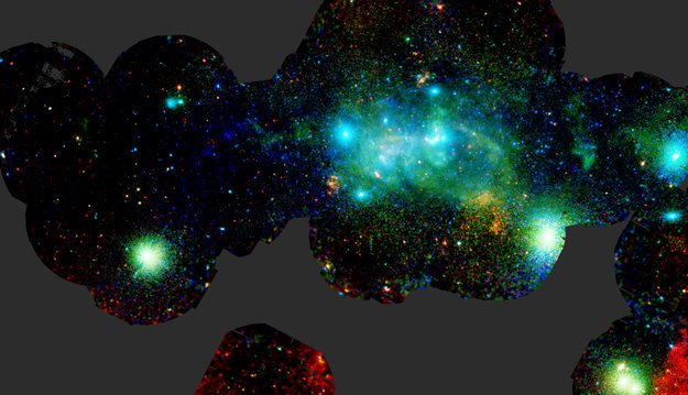 X-ray view of the Galactic Centre