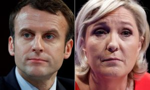 Macron and Le Pen: open society against ultra nationalist bunker