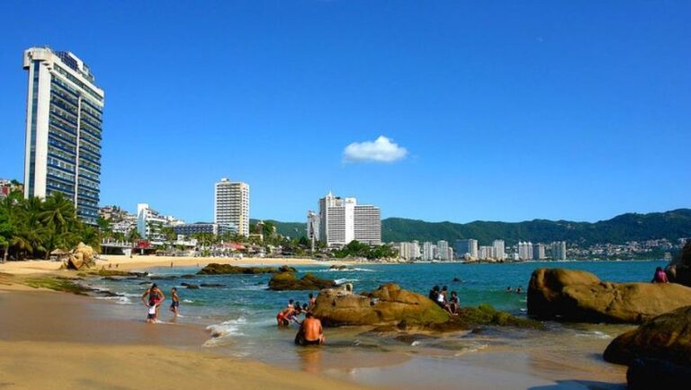 The 3 best beaches in Acapulco