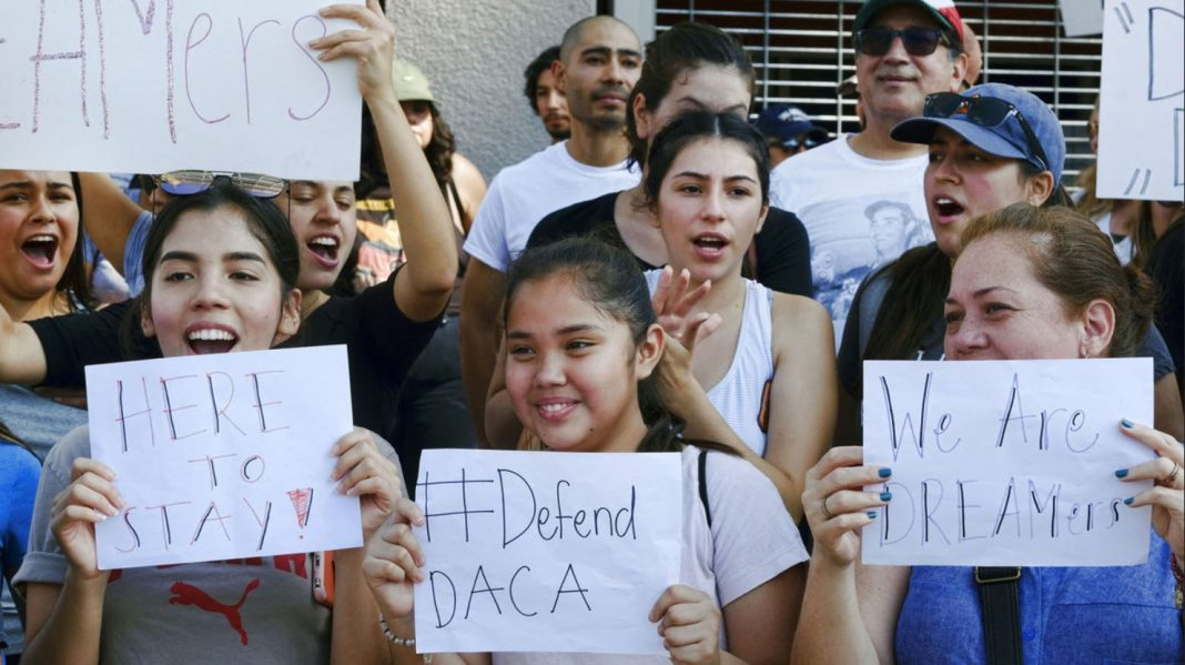 DACA program end | The All I Need