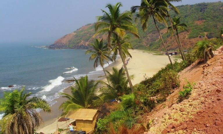 Offbeat beaches in South Goa