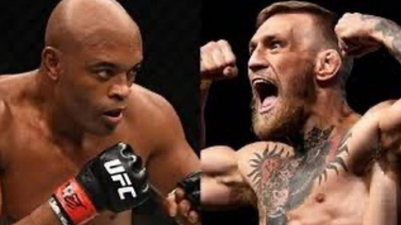 Conor McGregor vs Anderson Silva