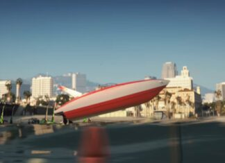 Grand Theft Auto 5 with NaturalVision Evolved