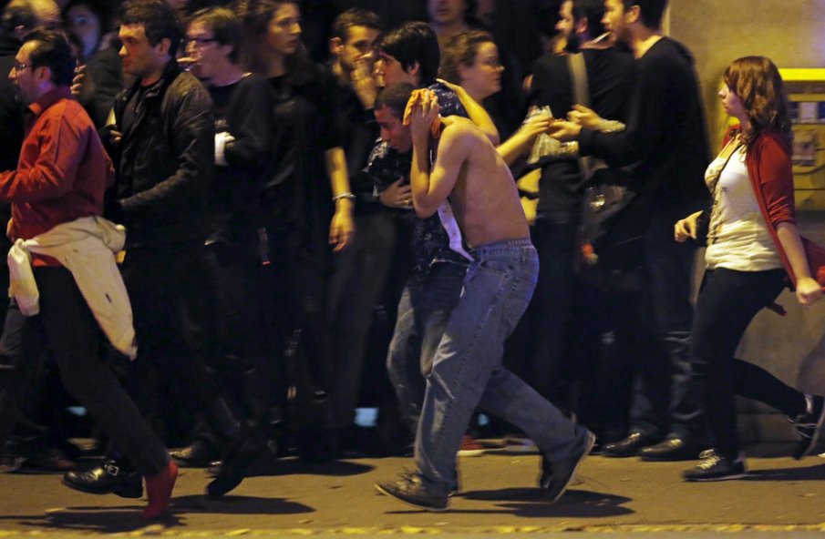 Paris Bataclan attack 2015