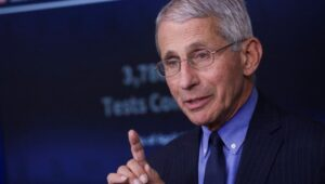 Fauci warns that normality may not be reached until 2022 because of the coronavirus
