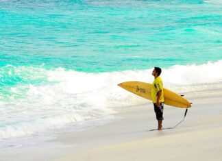 Beginner surf what you need and where to start