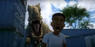 Jurassic World Camp Cretaceous Official Teaser