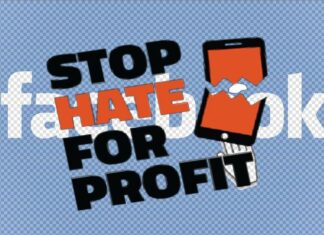 Stop hate for profit on Facebook