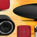 Smartphone accesories bluetooth speakers