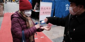 Study estimates Wuhan had over 12000 cases of COVID-19 when it closed