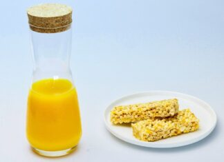 Juice and cereal bars