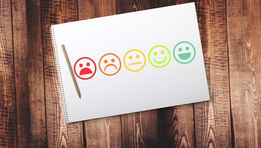 Poll with smileys