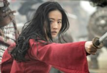 Mulan real action movie