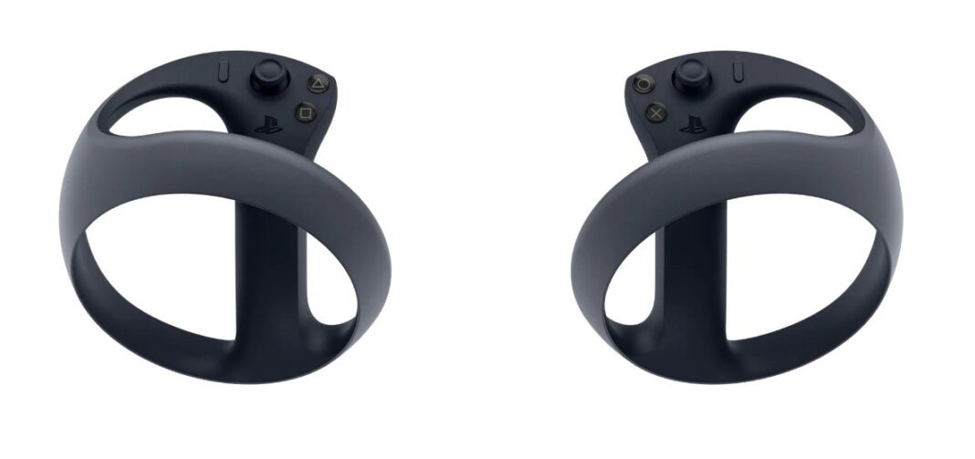 PS5 VR controllers