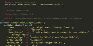 Wordpress PHP code