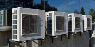 How to use water air conditioner