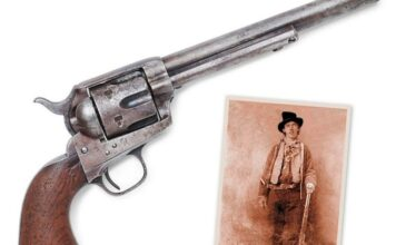 Pistol that killed Billy the Kid