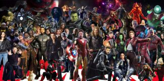 Marvel Cinematic Universe characters